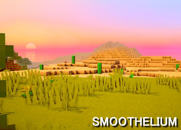 Smoothelium Resource Pack