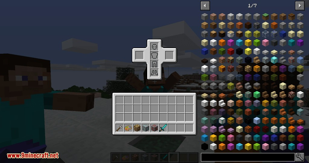 Statues Rechiseled mod for minecraft 08