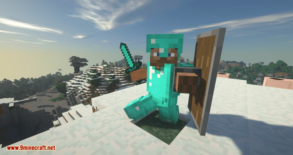 Statues Rechiseled mod for minecraft 09
