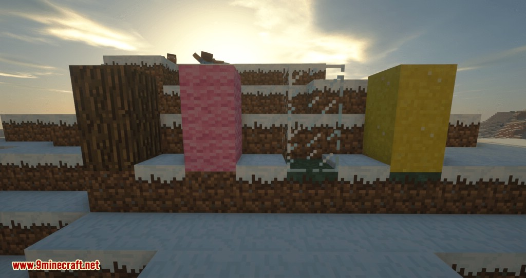 Statues Rechiseled mod for minecraft 10