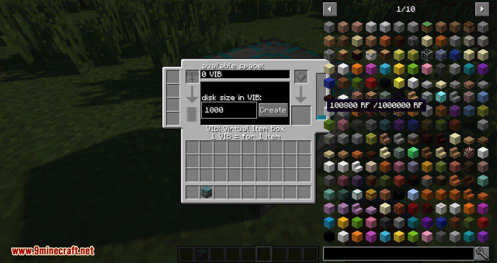 Storage Tech mod for minecraft 03