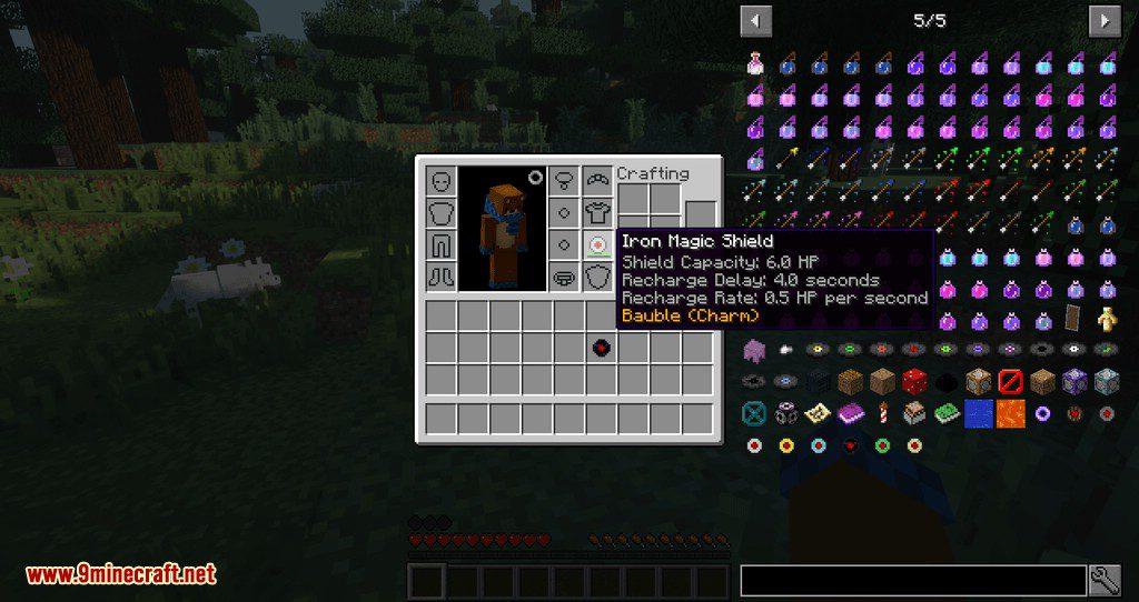Superior Shields mod for minecraft 06