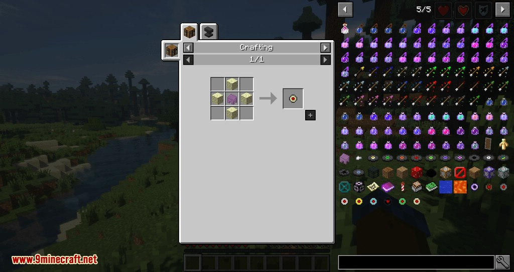 Superior Shields mod for minecraft 08