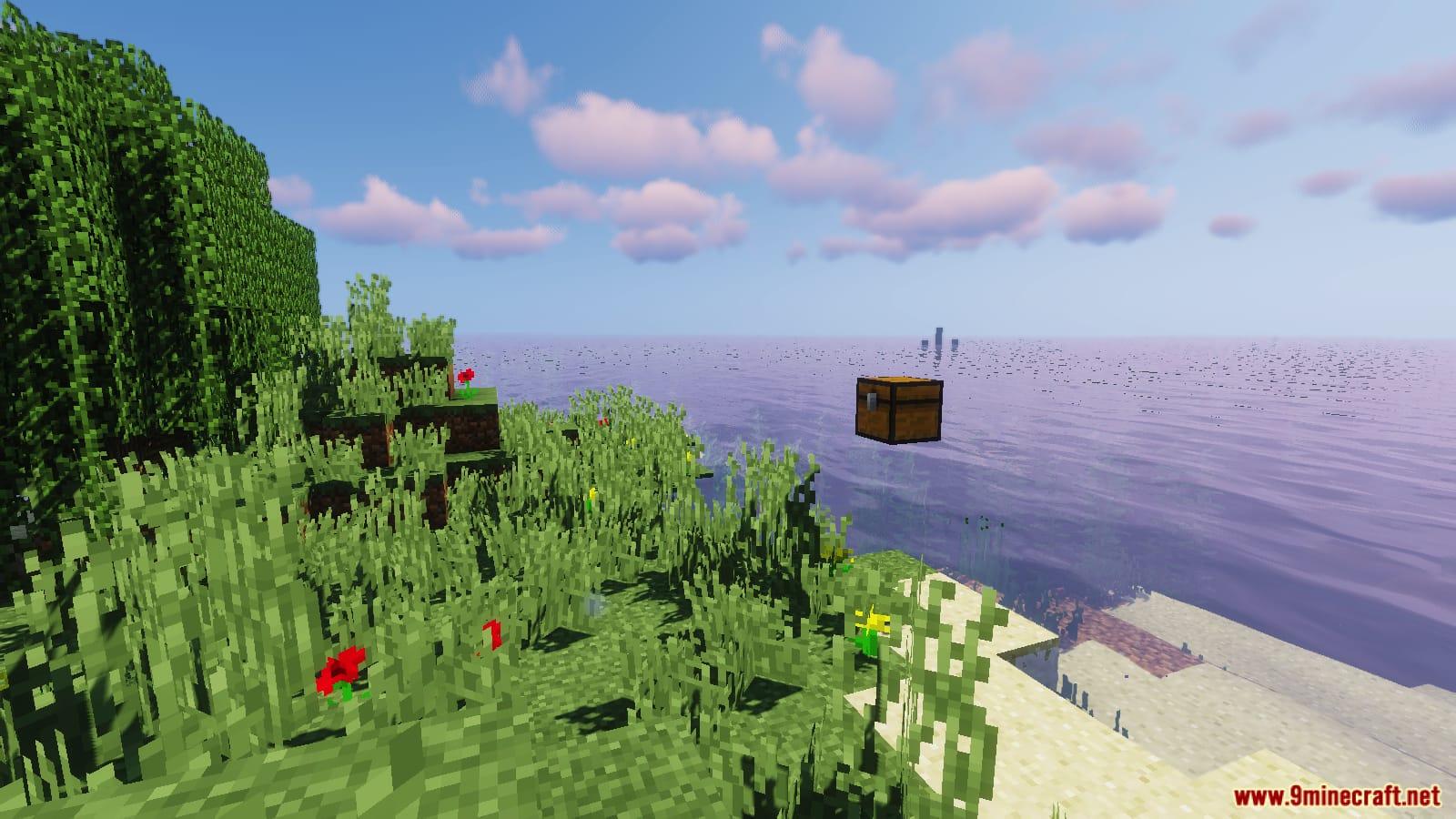 Survival Island Ocean Map Screenshots 1