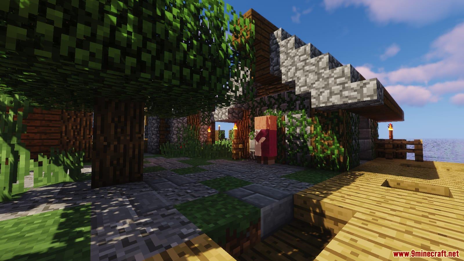 Survival Island Ocean Map Screenshots 10