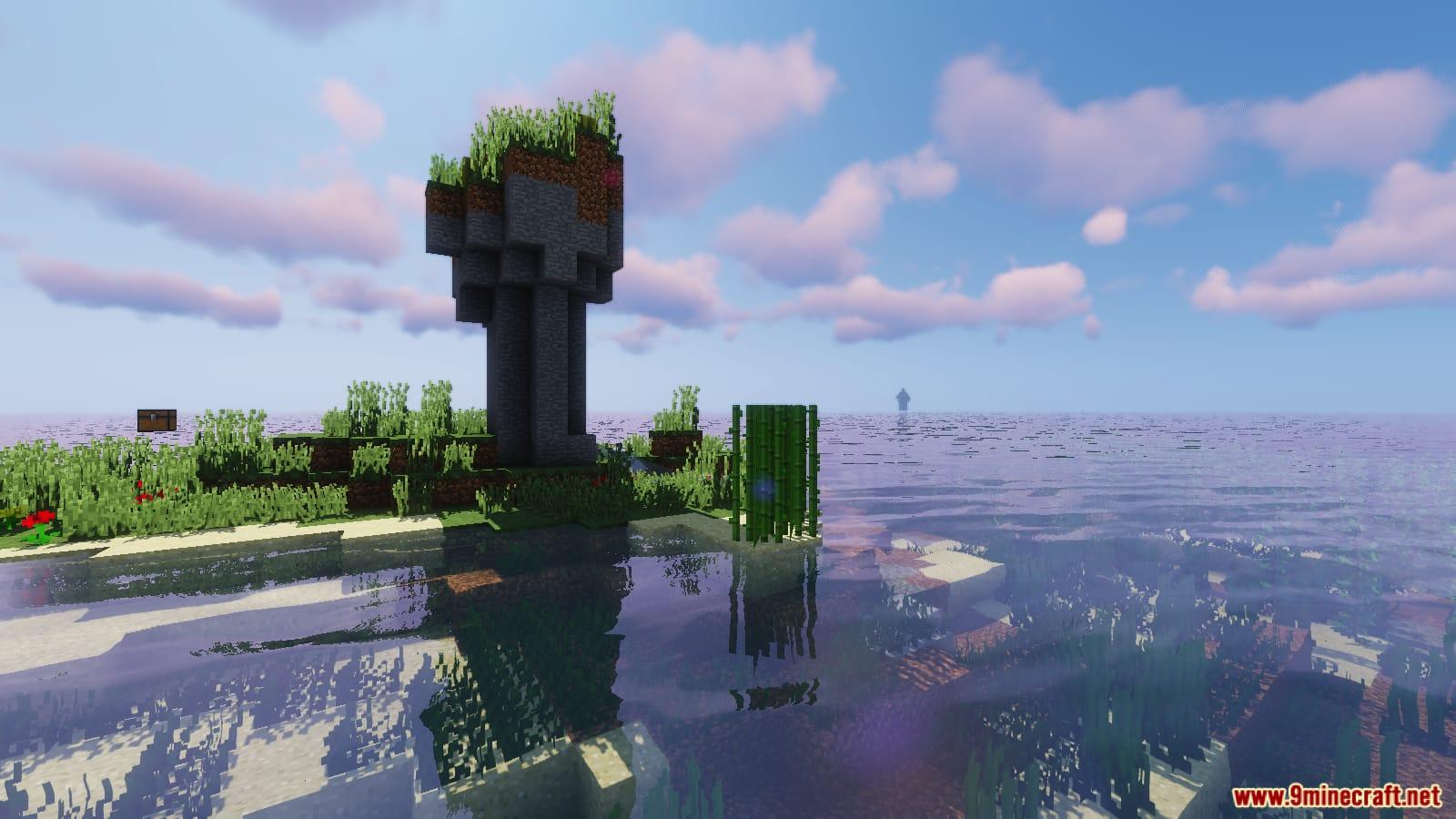 Survival Island Ocean Map Screenshots 6