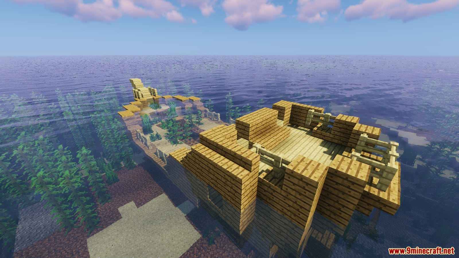 download map 1.8.9 custom to minecraft how