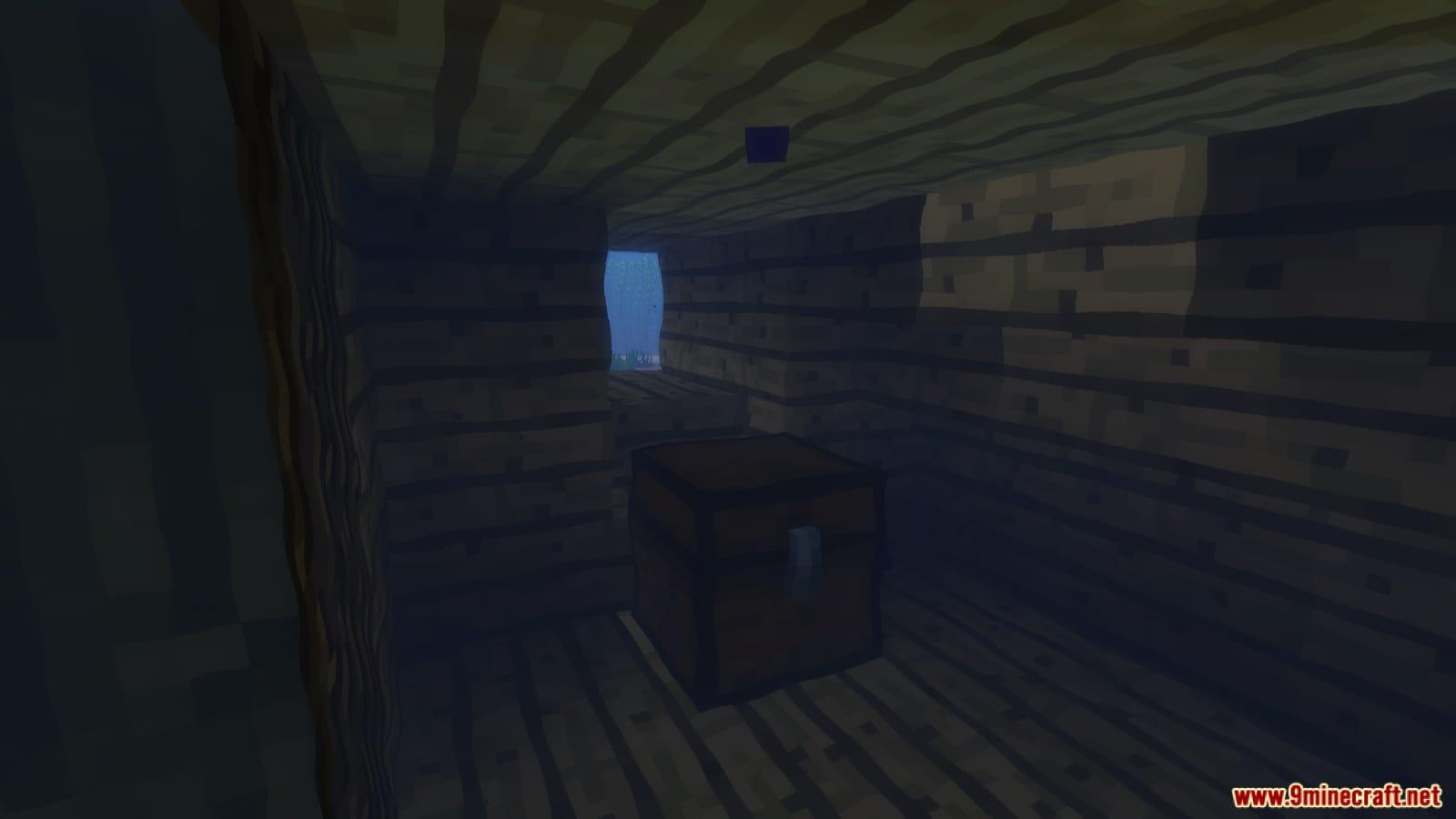 Survival Island Ocean Map 1.13.2 for Minecraft - 9Minecraft.Net