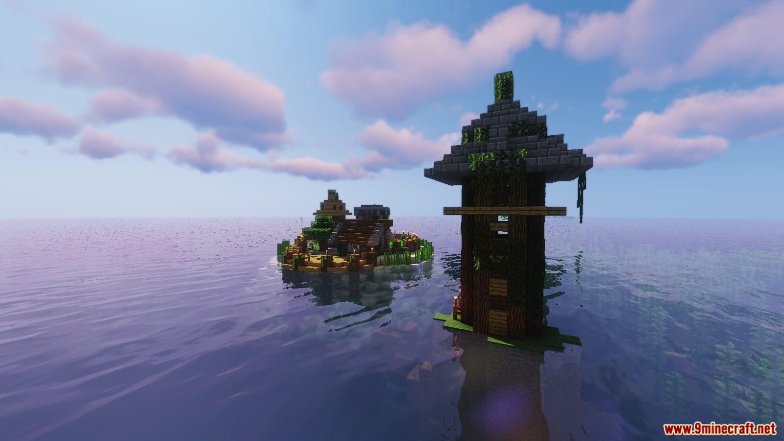Survival Island Ocean Map Screenshots 9