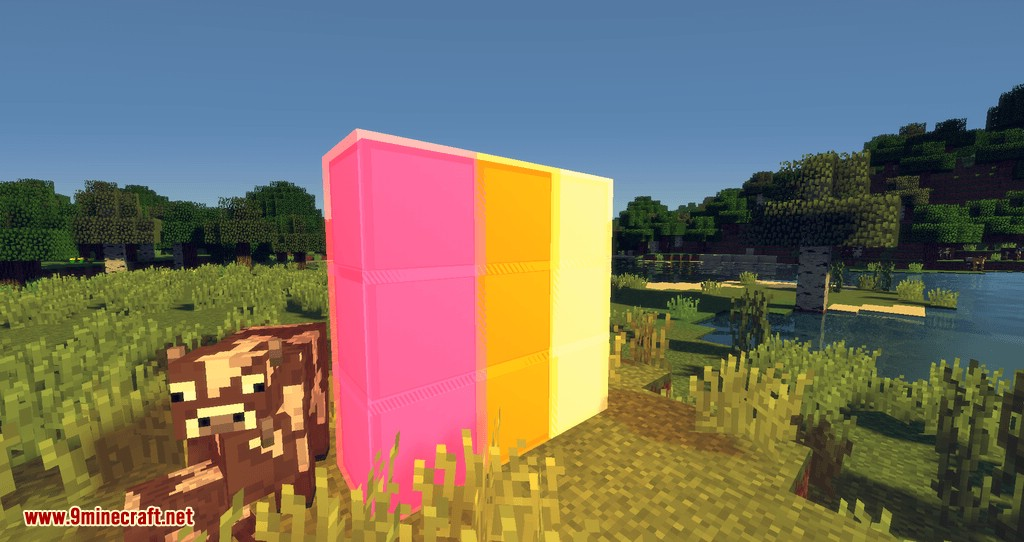 Technical Lights mod for minecraft 02