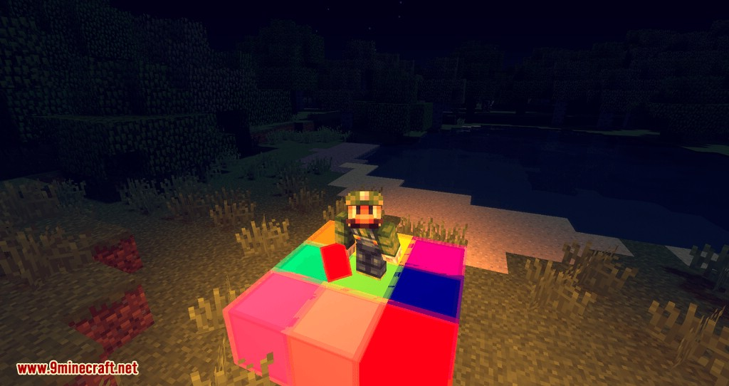 Technical Lights mod for minecraft 10