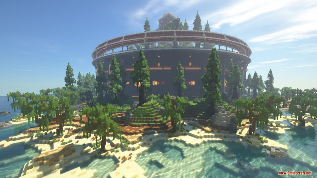 The Parkour Temple Map Screenshots (3)