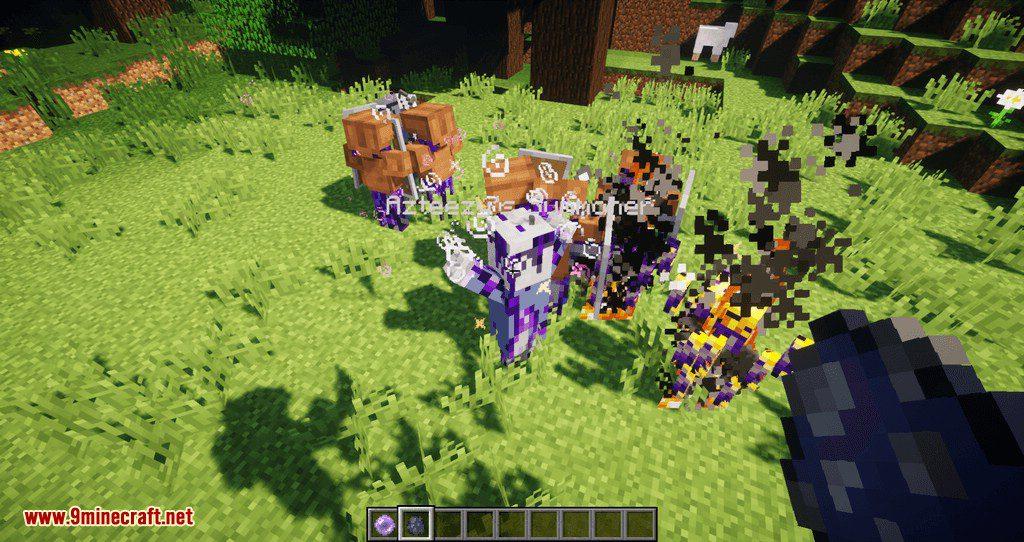 The Summoner mod for minecraft 11
