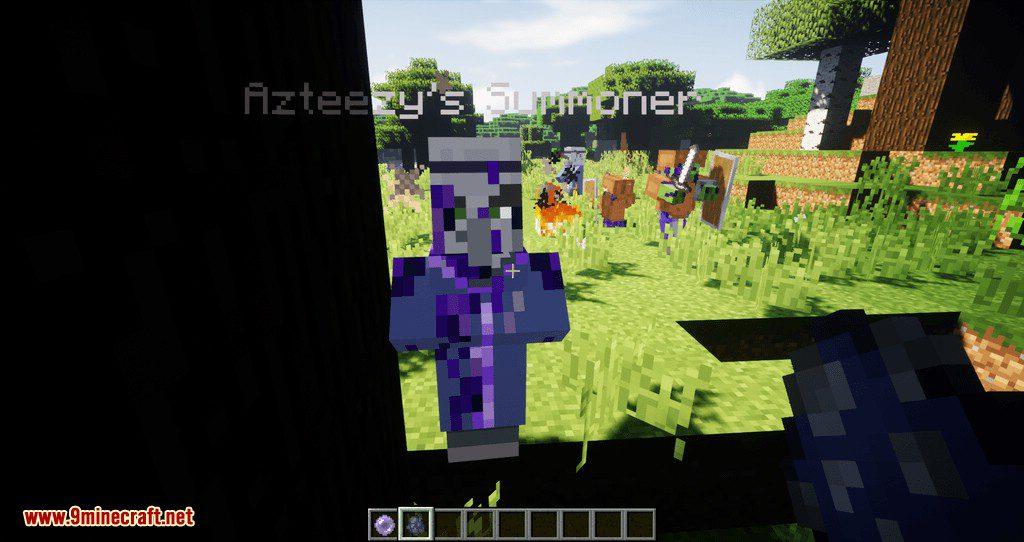The Summoner mod for minecraft 13