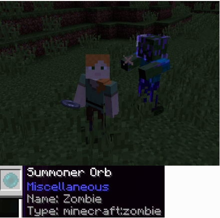 The Summoner mod for minecraft 24