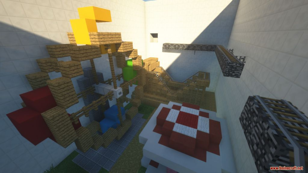 Themed Parkour Map Screenshots (15)