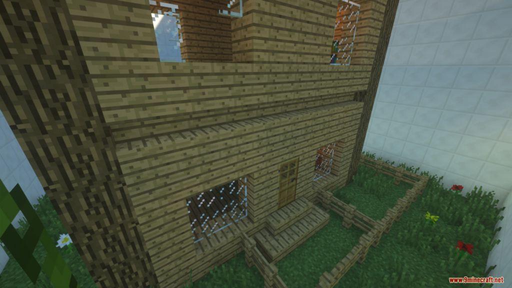 Themed Parkour Map Screenshots (2)