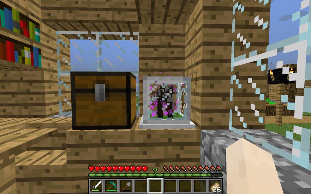 Tiny Mob Farm mod for minecraft 04