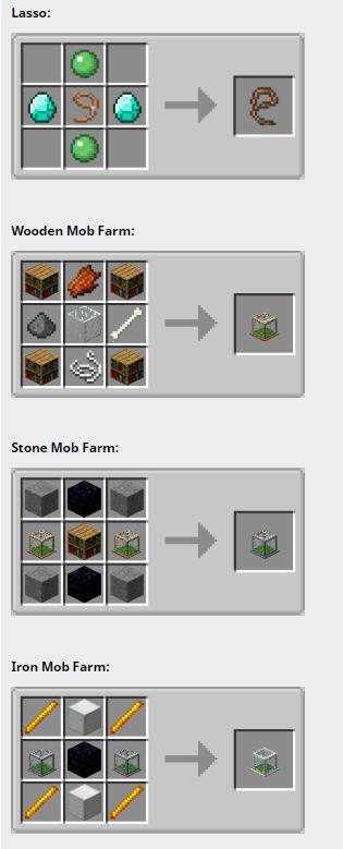 Tiny Mob Farm Mod 1 13 2/1 12 2 (Single-block Size Mob-Farm