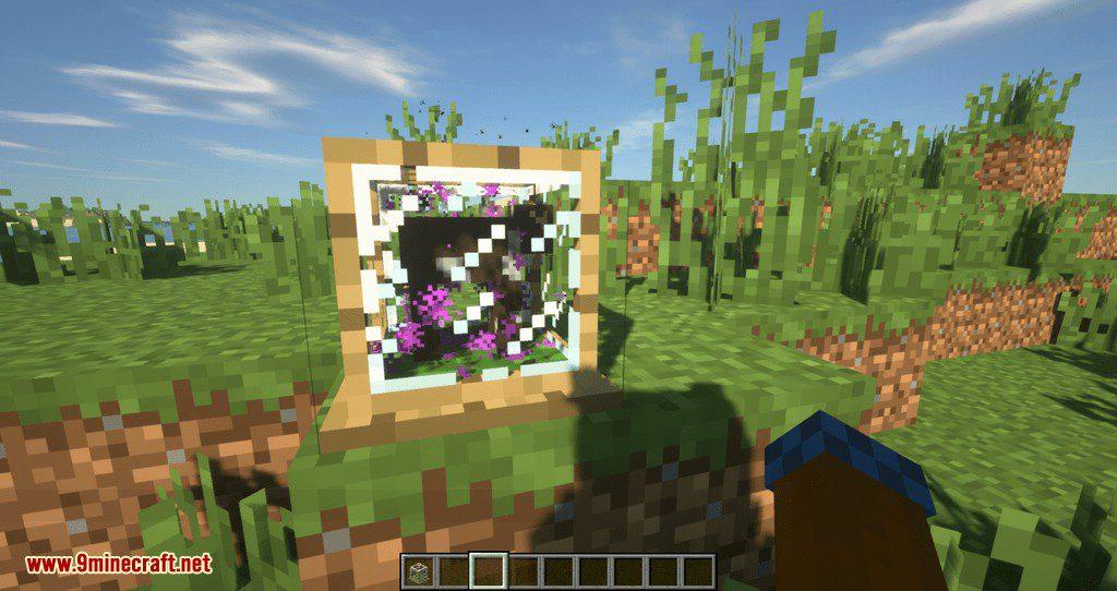 Tiny Mob Farm mod for minecraft 06