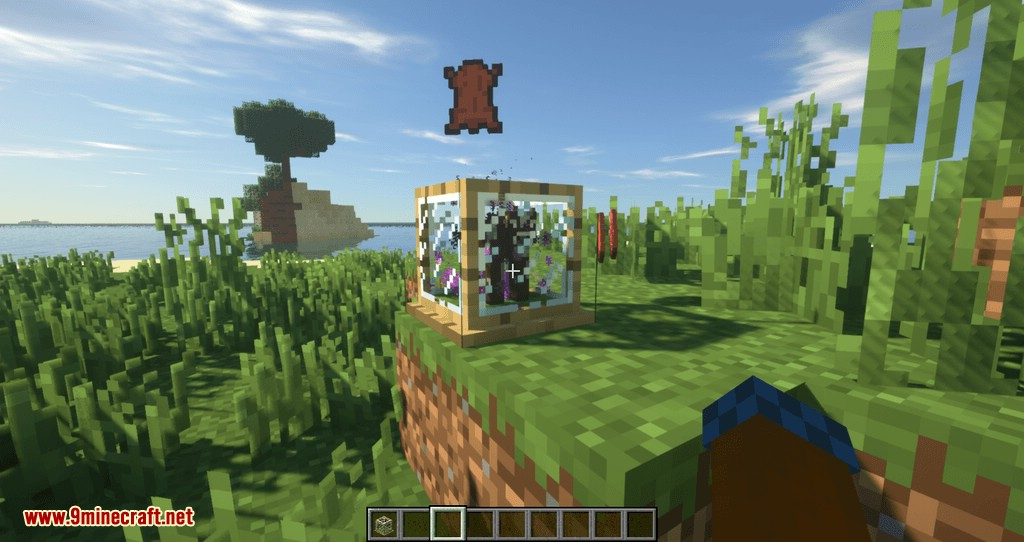 Tiny Mob Farm mod for minecraft 07