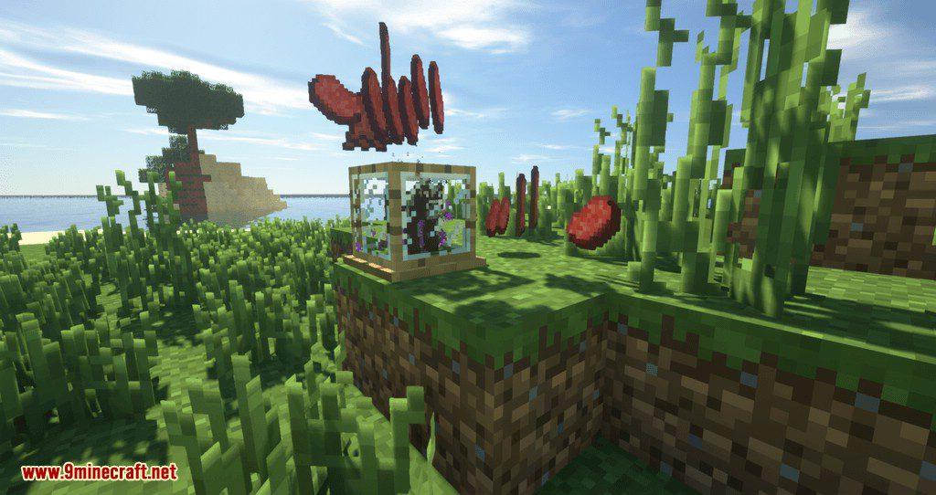 Tiny Mob Farm mod for minecraft 08