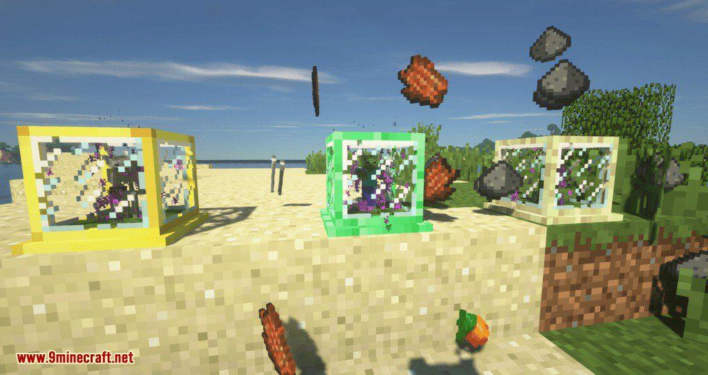 Tiny Mob Farm mod for minecraft 09