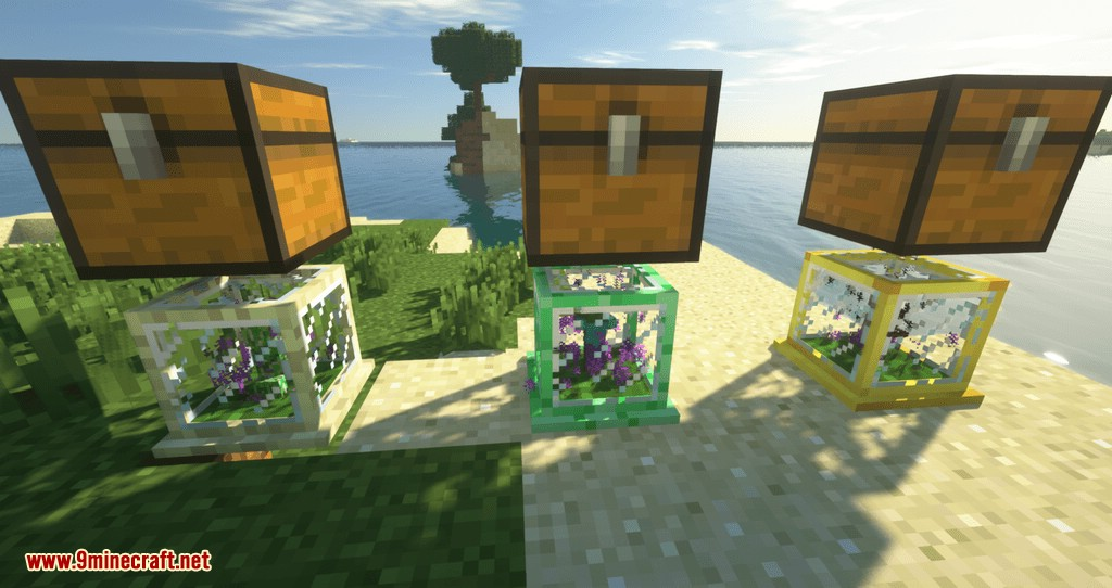 Tiny Mob Farm mod for minecraft 10