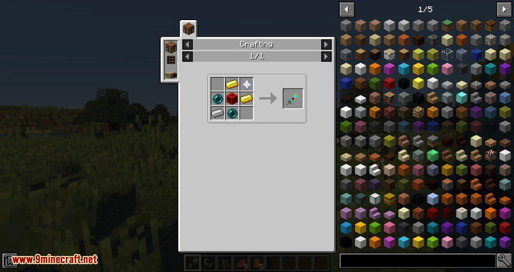 Transistor mod for minecraft 06
