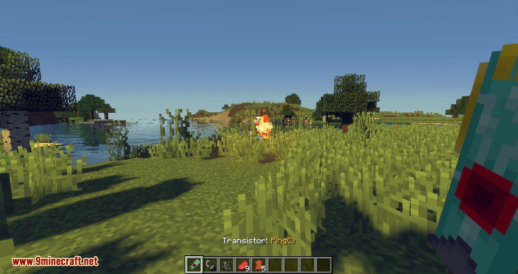 Transistor mod for minecraft 09