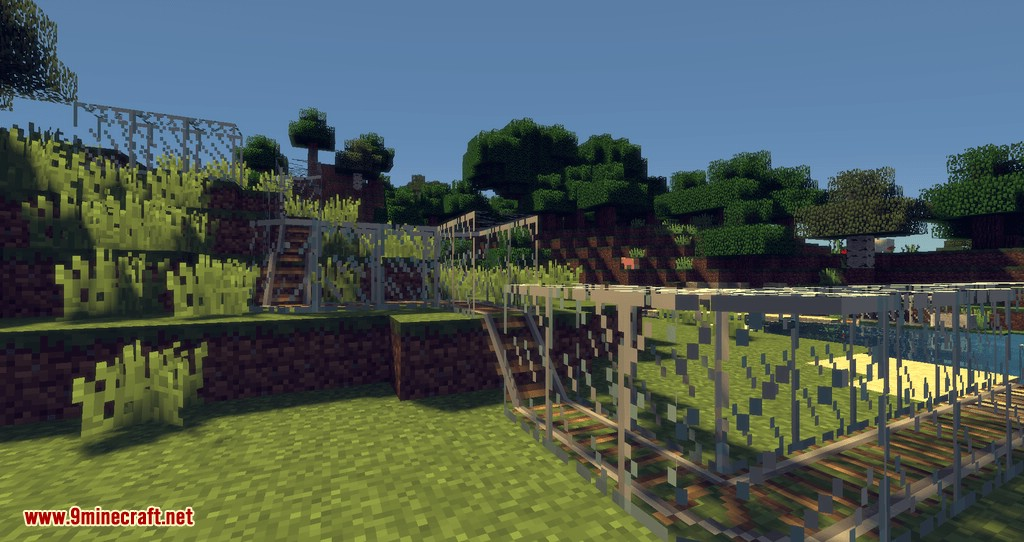 Underwater Rails mod for minecraft 08