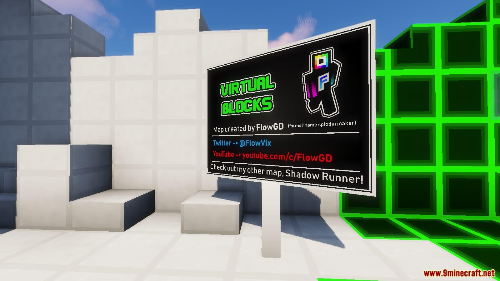 Virtual Blocks Map Screenshots 1