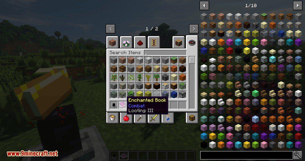 Wards mod for minecraft 04