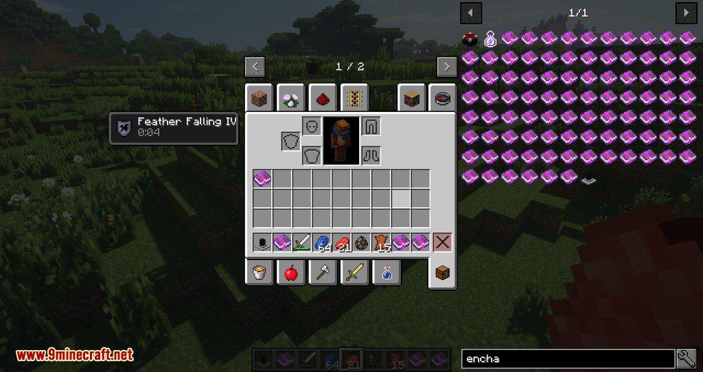 Wards mod for minecraft 10