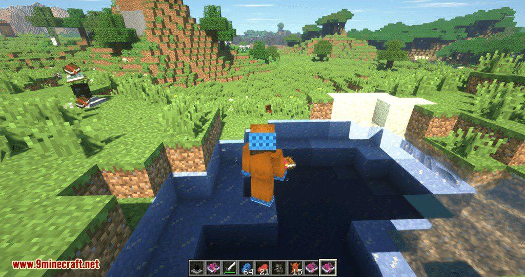 Wards mod for minecraft 11