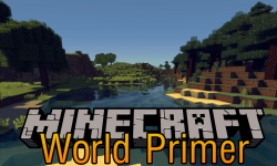 World Primer mod for minecraft logo