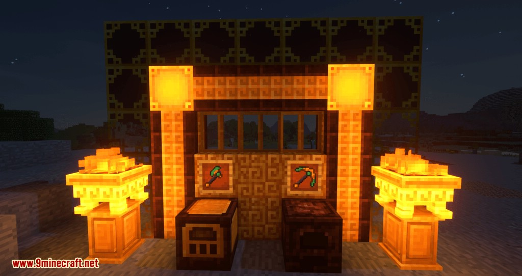 Better Nether mod for minecraft 01