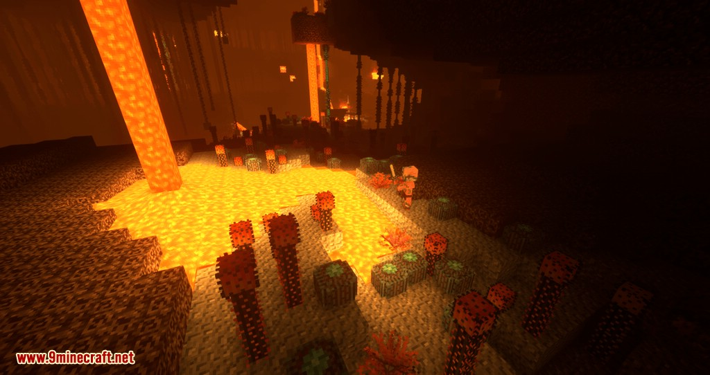 Better Nether mod for minecraft 04