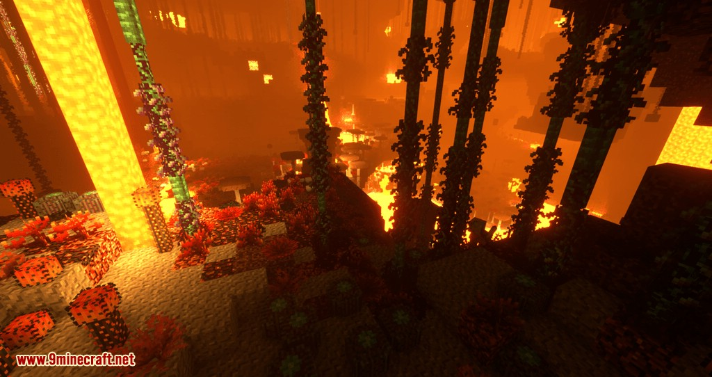Better Nether mod for minecraft 05