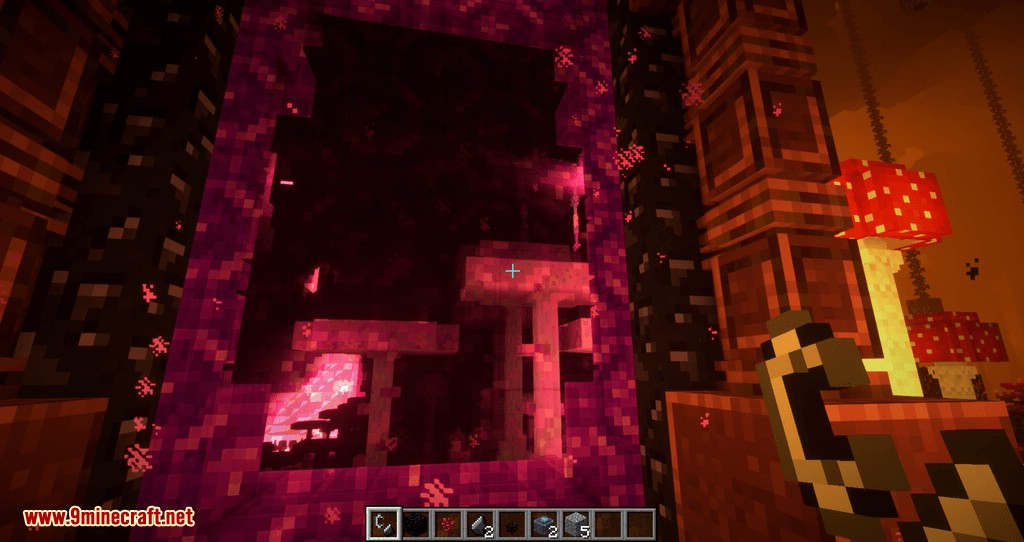 Better Nether mod for minecraft 06