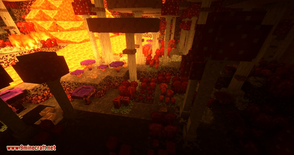 Better Nether mod for minecraft 07