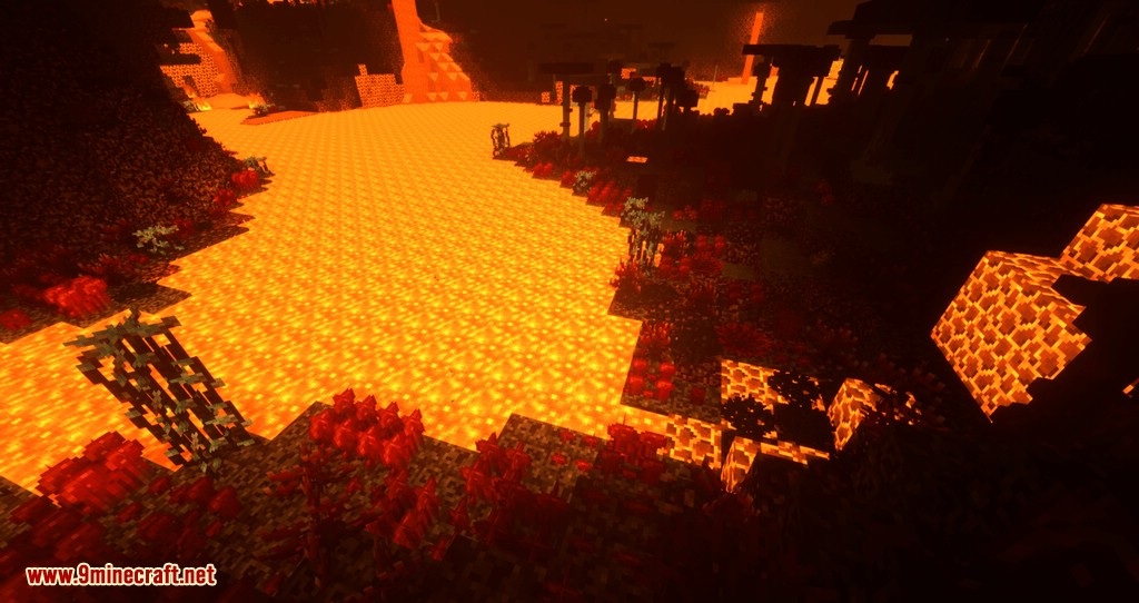Better Nether mod for minecraft 08