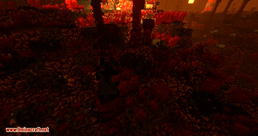 Better Nether mod for minecraft 09