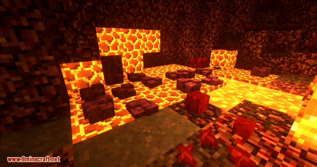 Better Nether mod for minecraft 10