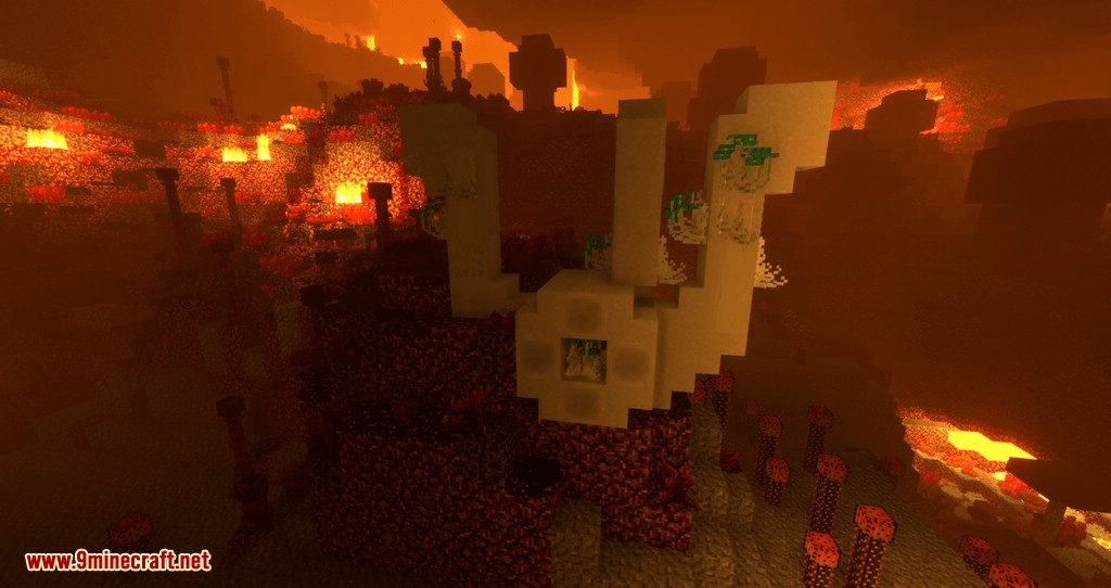 Better Nether mod for minecraft 11