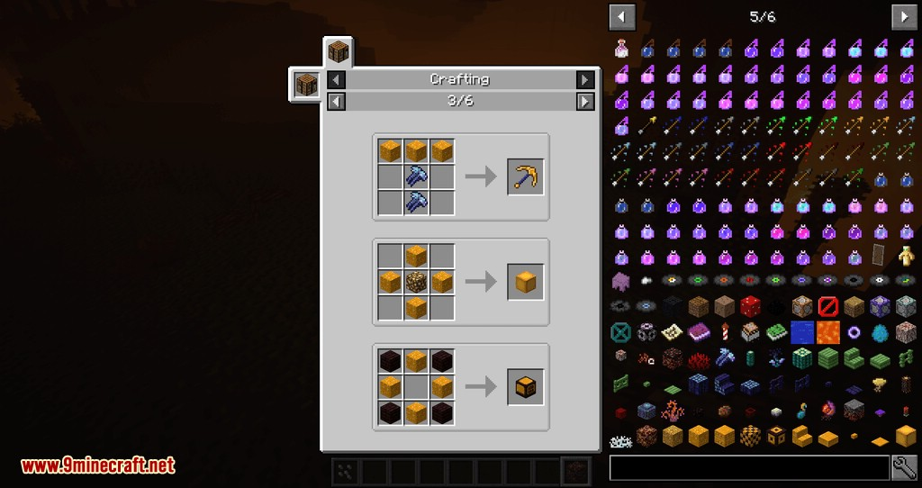 Better Nether mod for minecraft 13