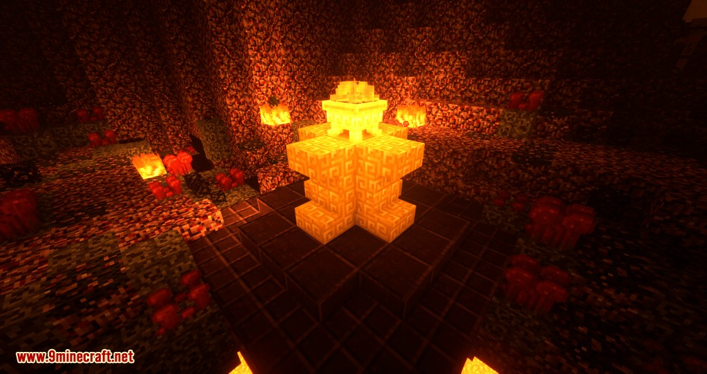 Better Nether mod for minecraft 14