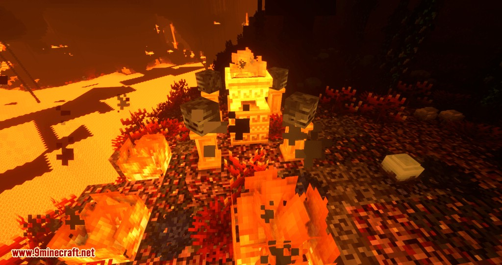 Better Nether mod for minecraft 15
