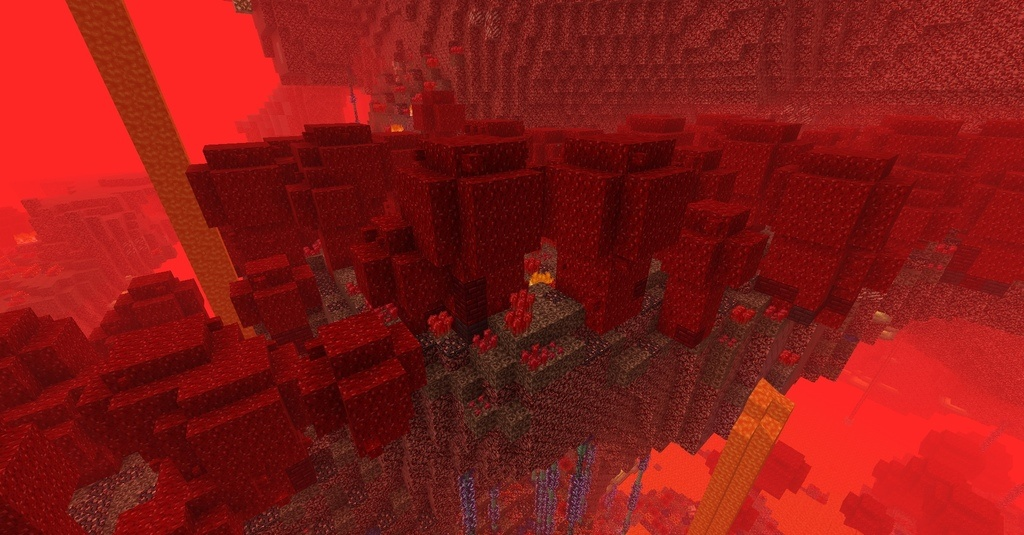 Better Nether mod for minecraft 21
