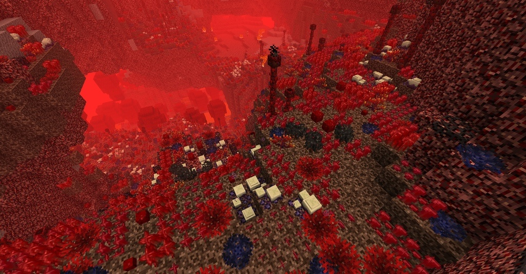 Better Nether mod for minecraft 23